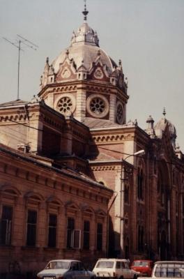 Sinagoga Fabric